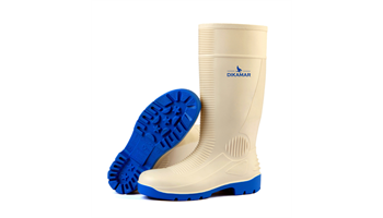 Bota ADM Safety White S4
